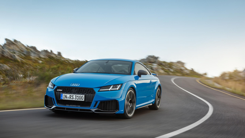 Nuevos Audi Tt Rs Coupé Y Tt Rs Roadster Luxury News Motor