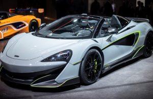 McLaren Barcelona